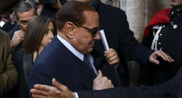berlusconi scientology